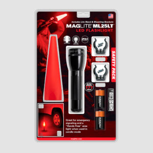 Linterna Maglite ML25LT Safety Pack