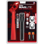 MINI MAGLITE 2AA Safety Pack- IP2201G